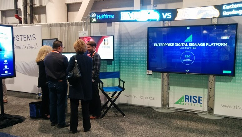 Digital Signage Expo 2015