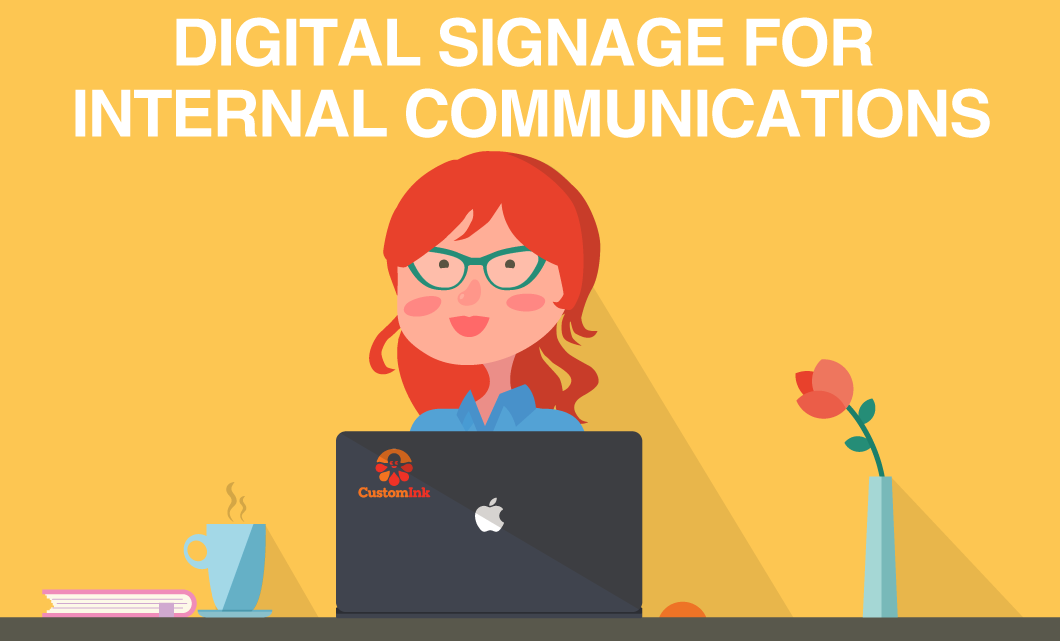 Case Study: Digital Signage for Internal Communications