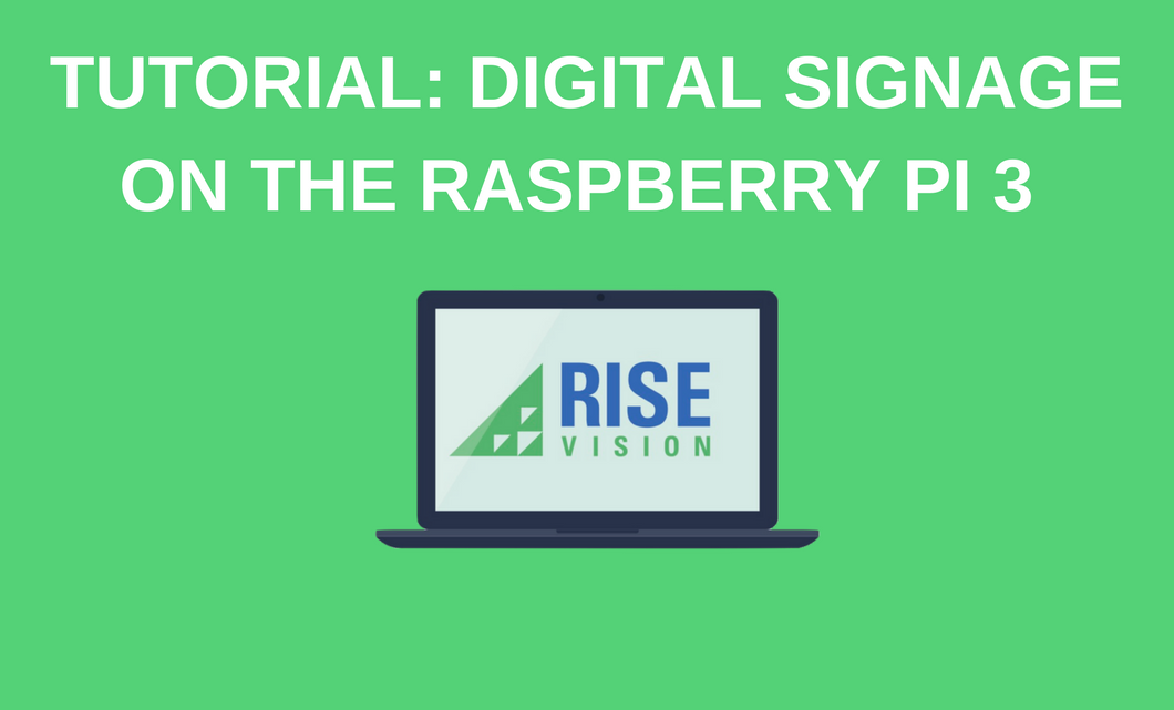 Digital Signage Raspberry Pi