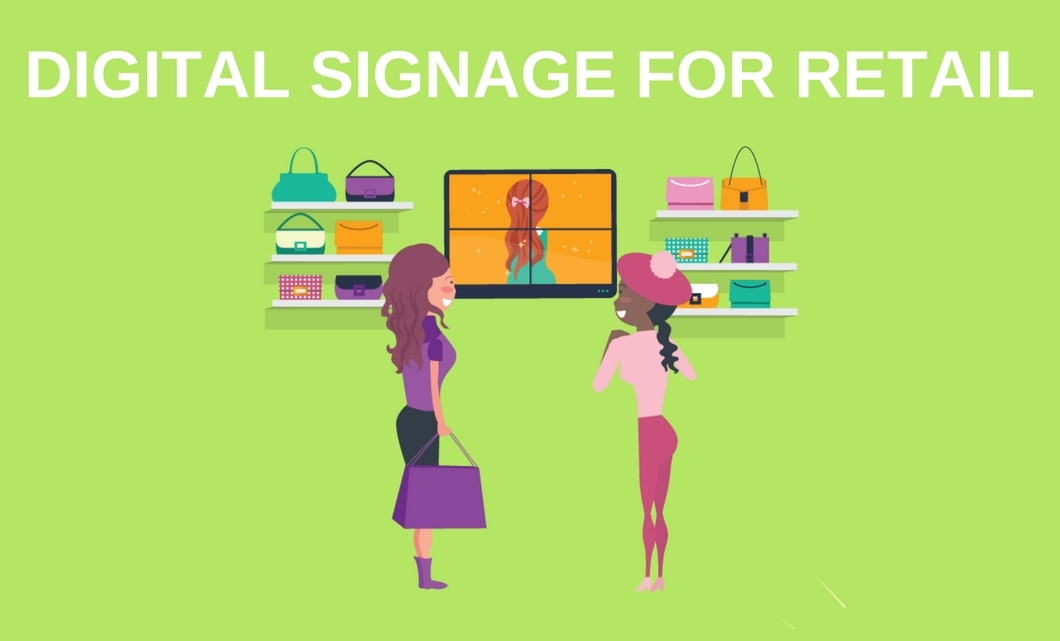 9 Benefits of Digital Signage for Retail Stores Shops