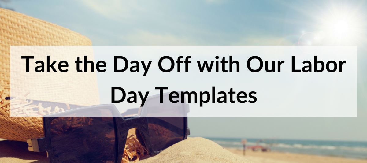 Labor Day Digital Signage Templates