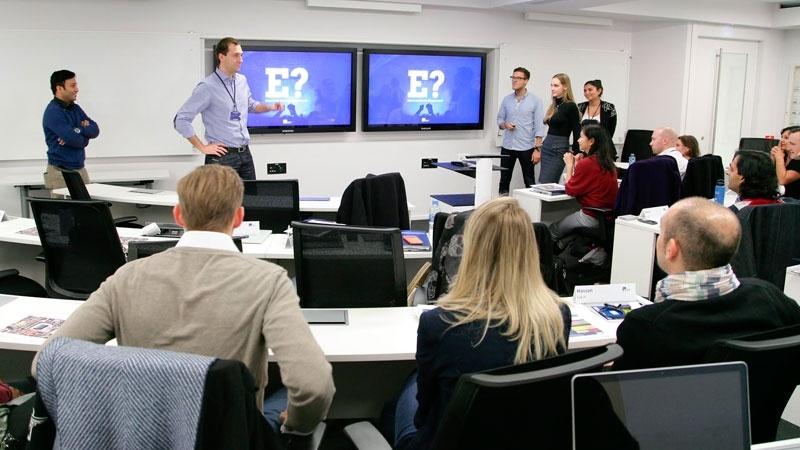 8 Business Schools Install Digital Signage Video Wall Labs