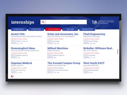 University of South Alabama Jobs Board