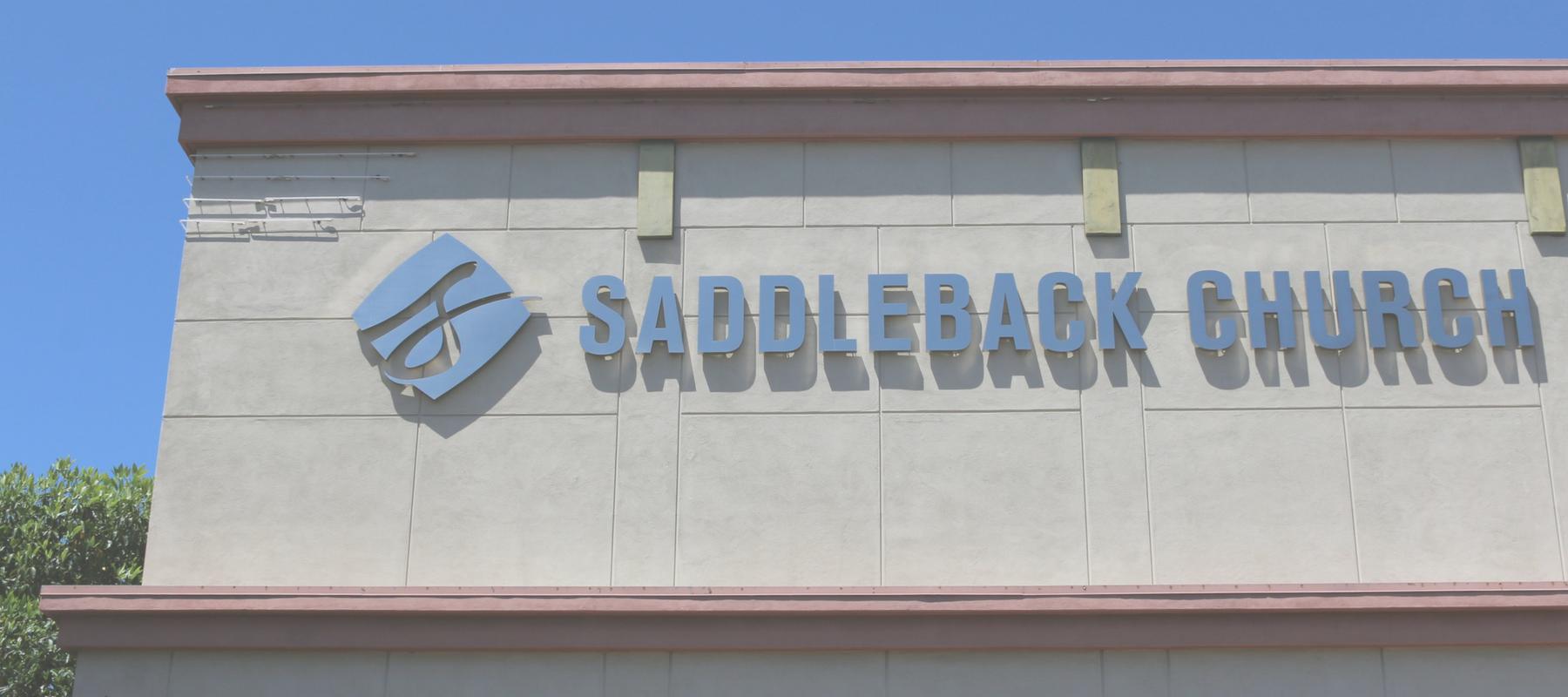 Saddleback header