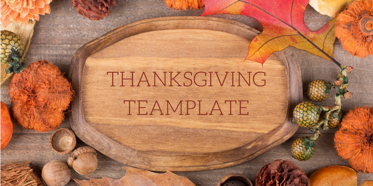 Thanksgiving Digital Signage