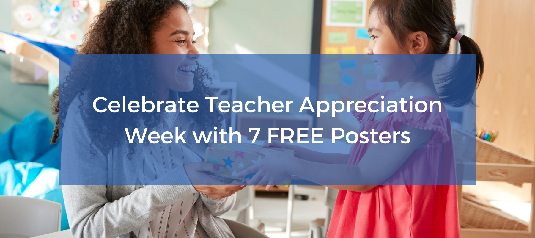 teacher appreciation week free posters
