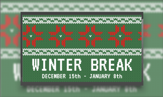 Ugly Sweater Winter Break