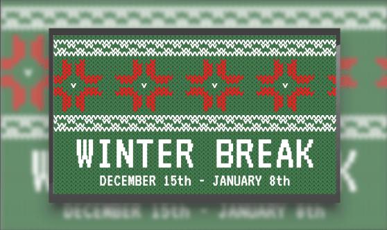 Ugly Sweater Winter Break