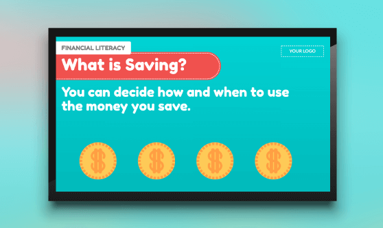 Elementary What is Saving