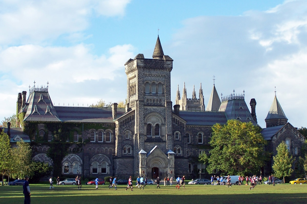 Case Study: Digital Displays at University of Toronto