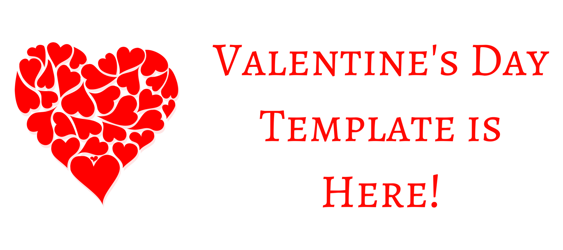 Valentine's Day Template