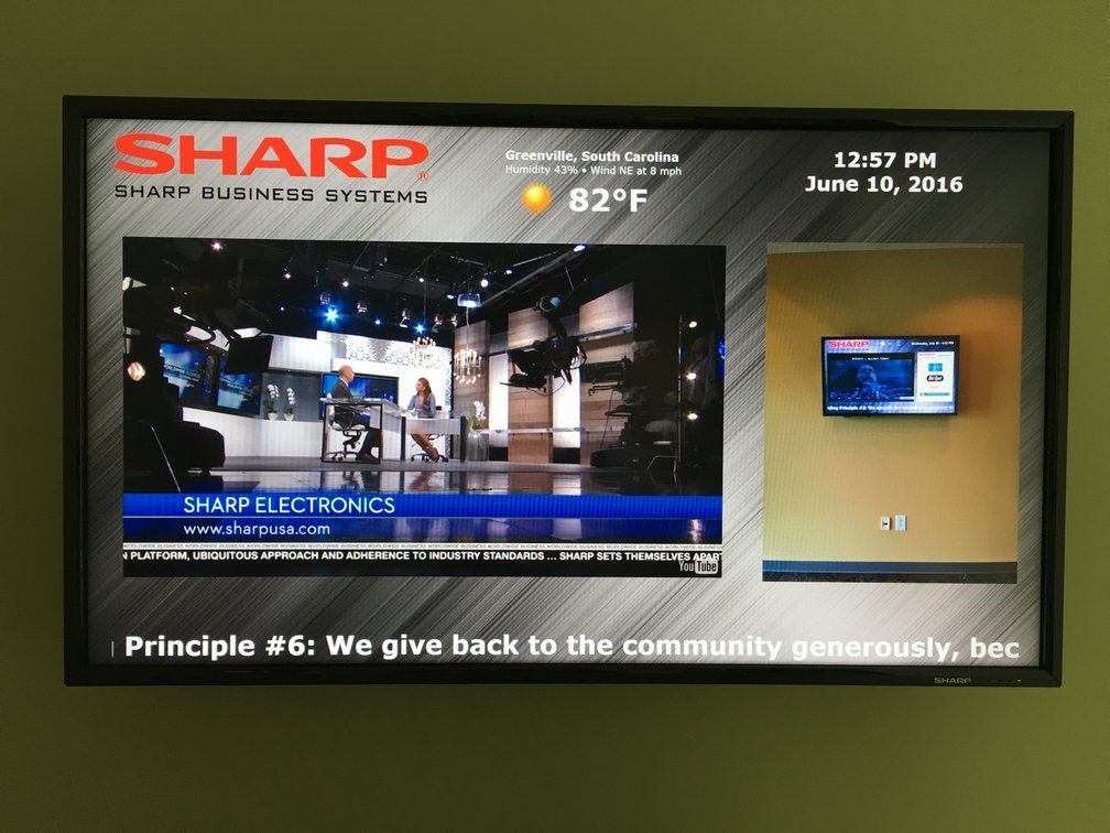Sharp Business Systems
