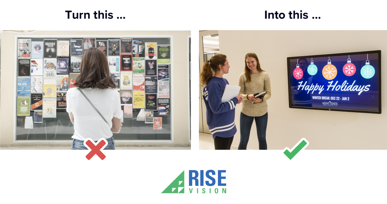 Communicate Better In Your School With Rise Vision