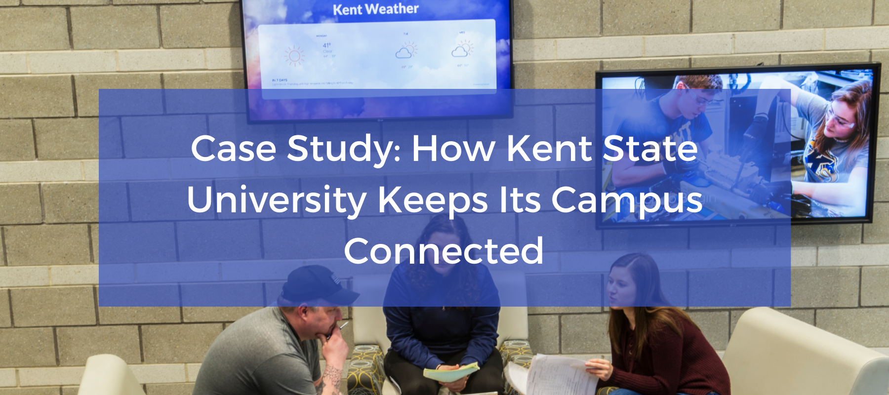 How Kent State University Keeps Its Campus Connected