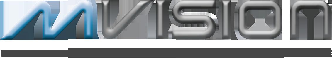 MVision Screens logo