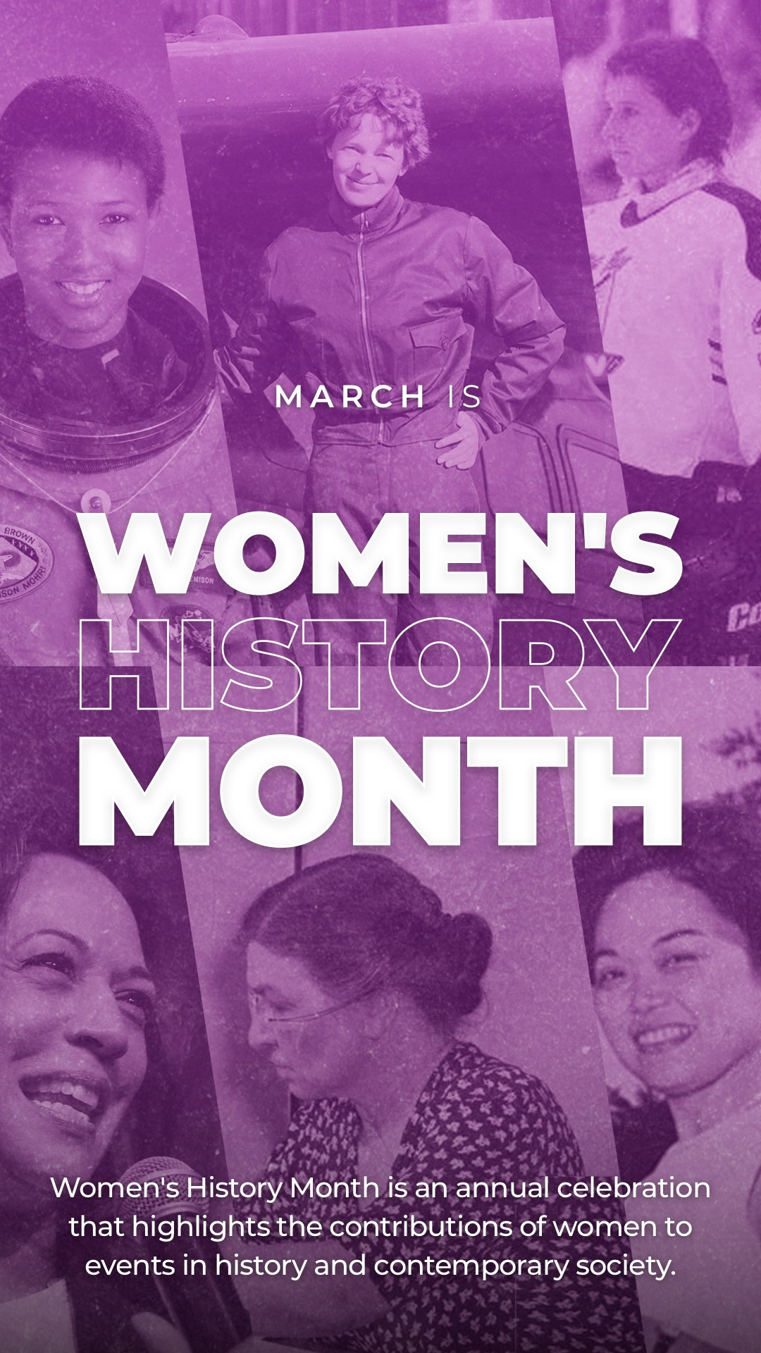 women-history-month-posters